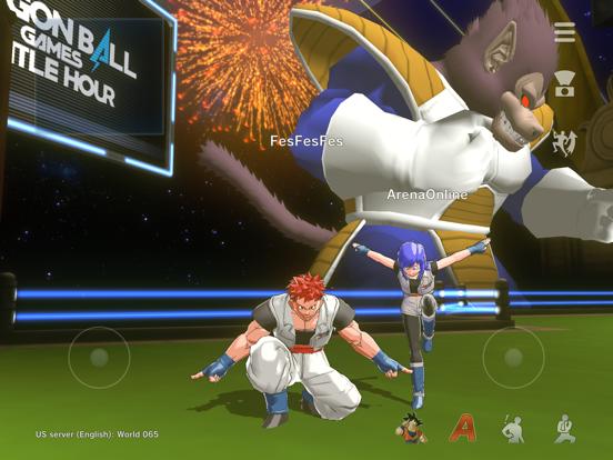 DRAGON BALL Games Battle Hour screenshot 8