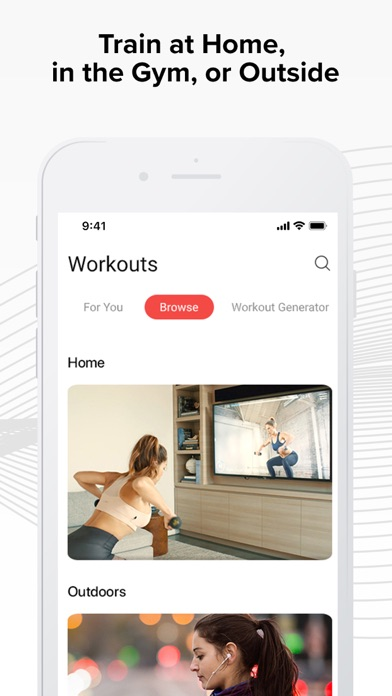 Jillian Michaels | Fitness App Screenshot