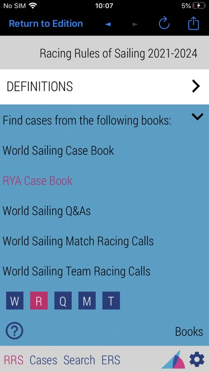 World Sailing 2021-2024 screenshot-3