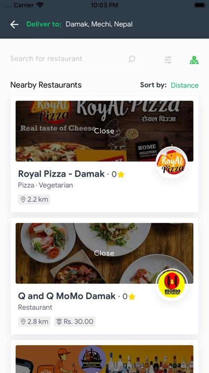 a2z Sewa   Online Food