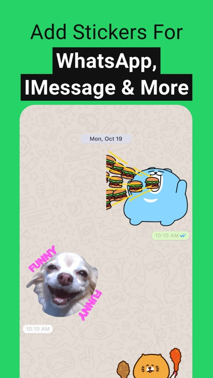 GIF Sticker Store for Whatsapp