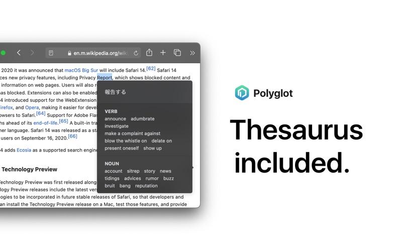 Polyglot скриншот программы 3