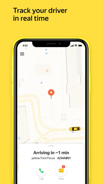 Yandex Go — taxi and delivery screenshot-5