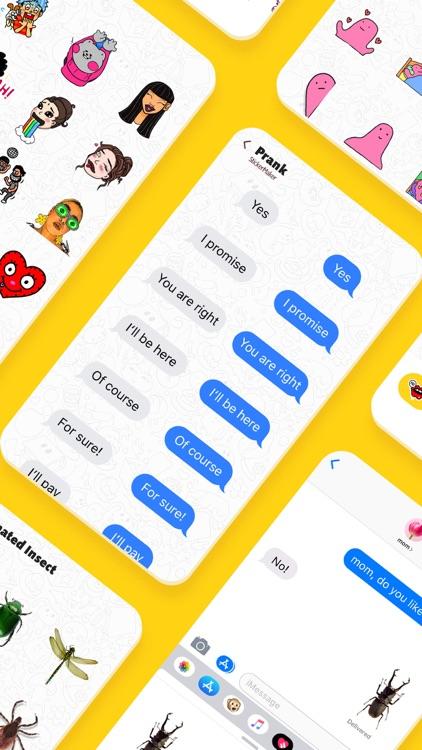 Stickers Funny of Meme & Emoji screenshot-9