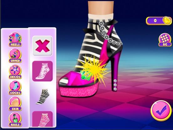 Shoes Fashion Designer screenshot 10