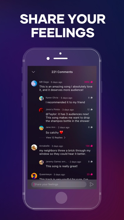 Resso - Music, Radios & Charts screenshot-4