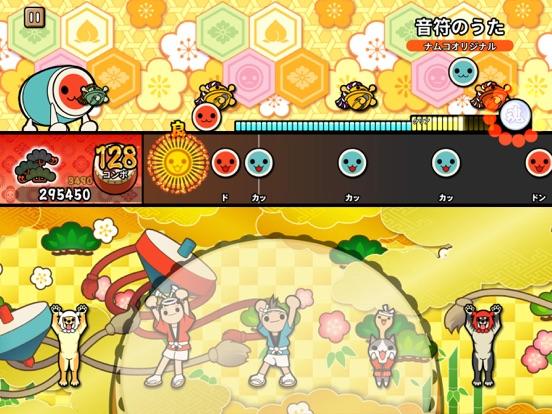 Taiko no Tatsujin Pop Tap Beat screenshot 17