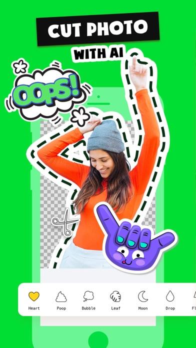 Stickers Funny of Meme & Emoji screenshot 6