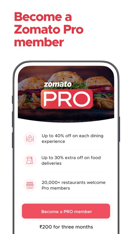 Zomato: Food Delivery & Dining screenshot-5
