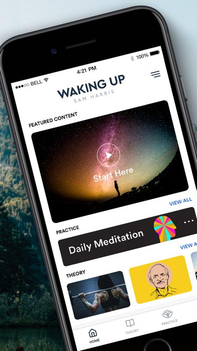 Waking Up: Guided Meditationのおすすめ画像1
