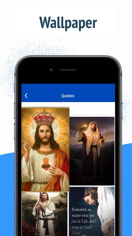 Holy Bible KJV Offline screenshot-6
