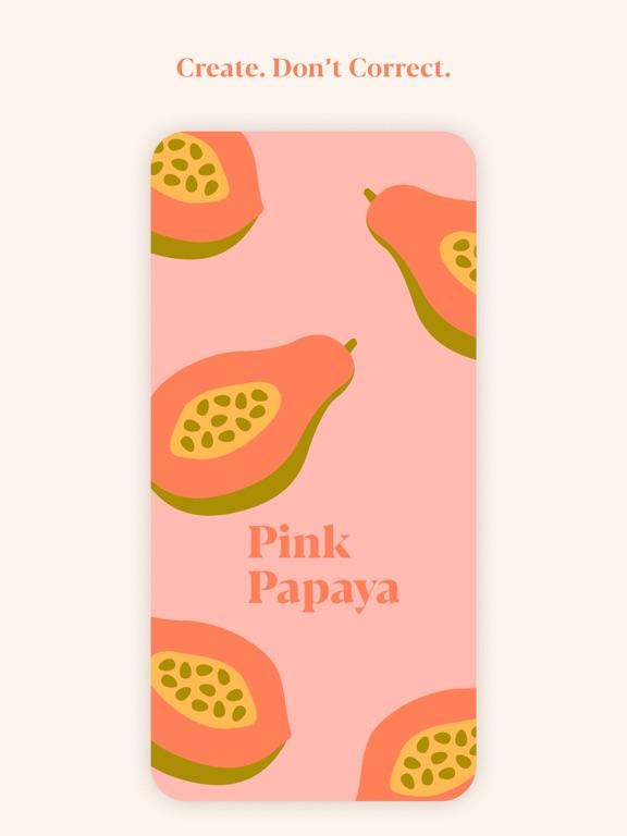 Ipad Screen Shot Pink Papaya | Photo + Video 0
