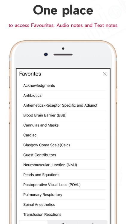 Emergency Medicine On Call screenshot-4