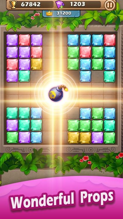 Puzzle Block Bang