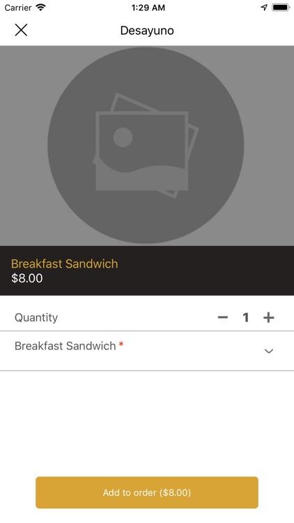 Café Unido screenshot-3