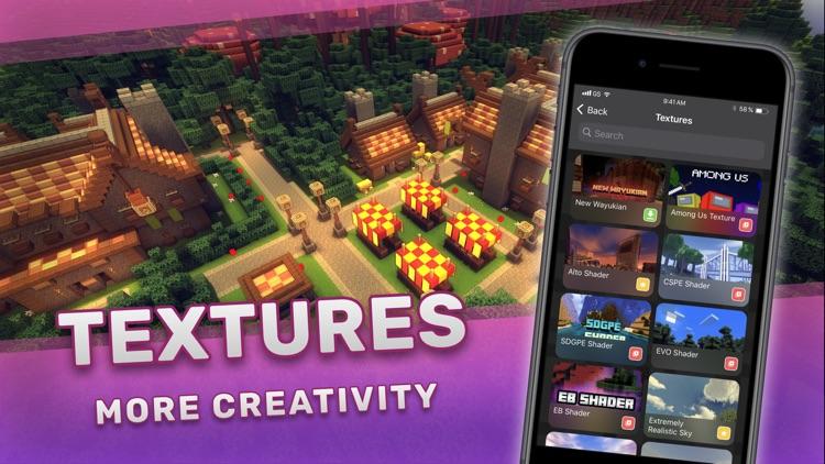 Addons & Mods for Minecraft PE screenshot-3