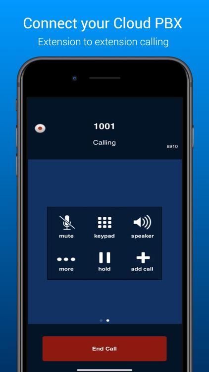 MOVOX Mobile Softphone screenshot-3