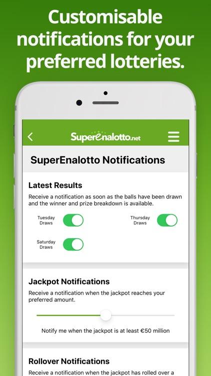 SuperEnalotto screenshot-4