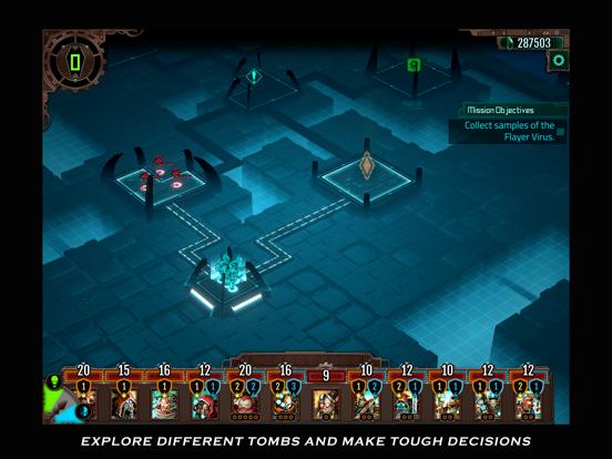 Warhammer 40,000: Mechanicus screenshot 3