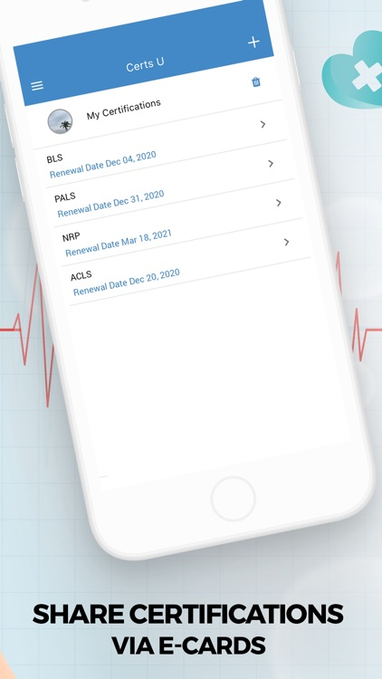 Certs-U: PALS, ACLS, CPR & CNA screenshot-4
