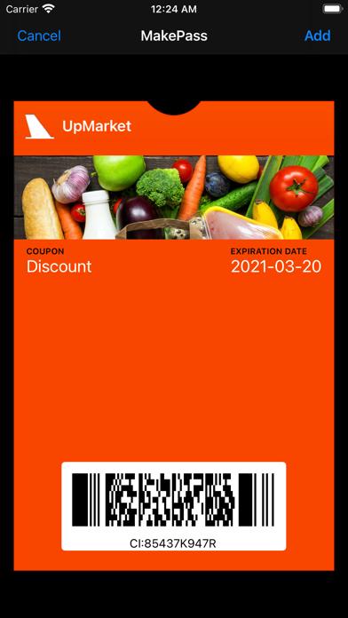 MakePass: Barcode to Walletのおすすめ画像6