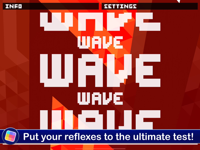 ‎Wave Wave - GameClub Screenshot
