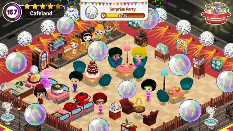 Cafeland - World Kitchen screenshot-4