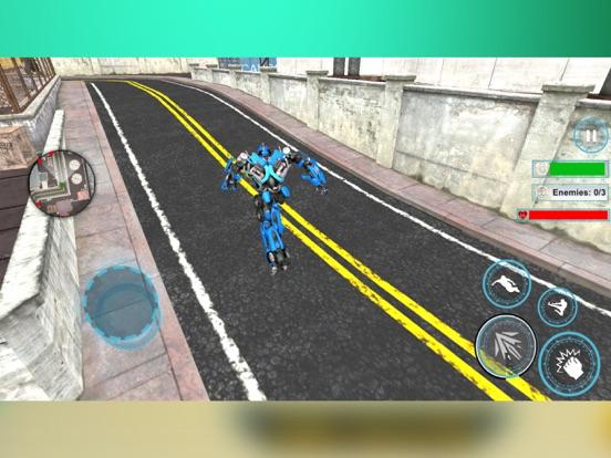 Incredible Robot Hero Monster screenshot 6