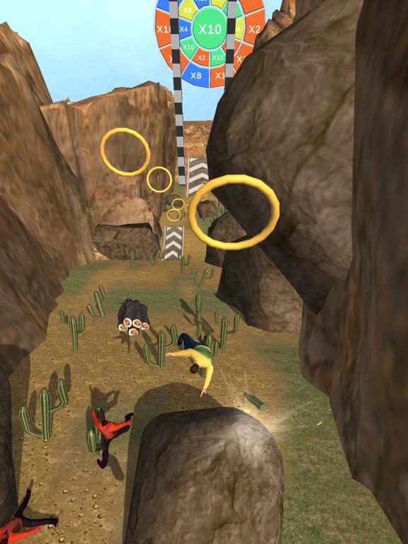 Fall Boy 3D screenshot 9