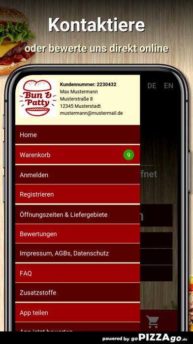 Bun - Patty Fürth screenshot 3