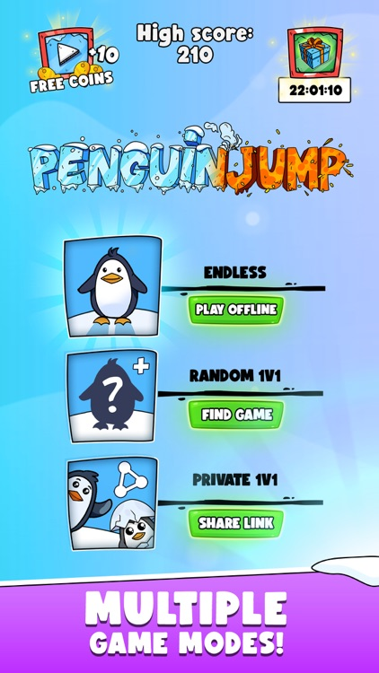 iCecape | Save the Penguins screenshot-6