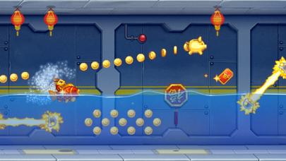 Screenshot from Jetpack Joyride