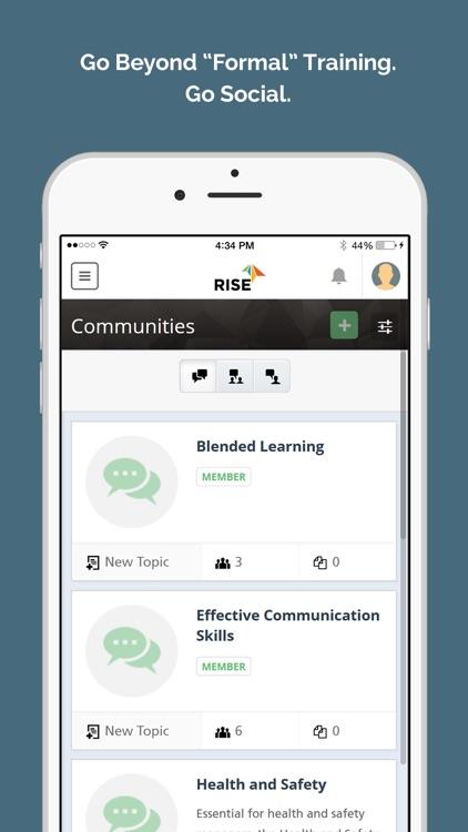 RISE Learn screenshot-5
