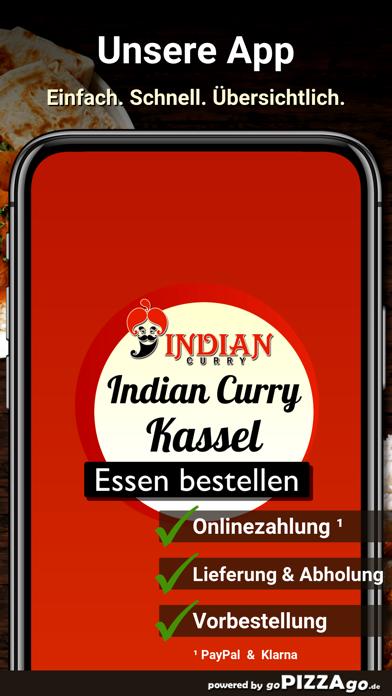 Indian Curry Kassel screenshot 1