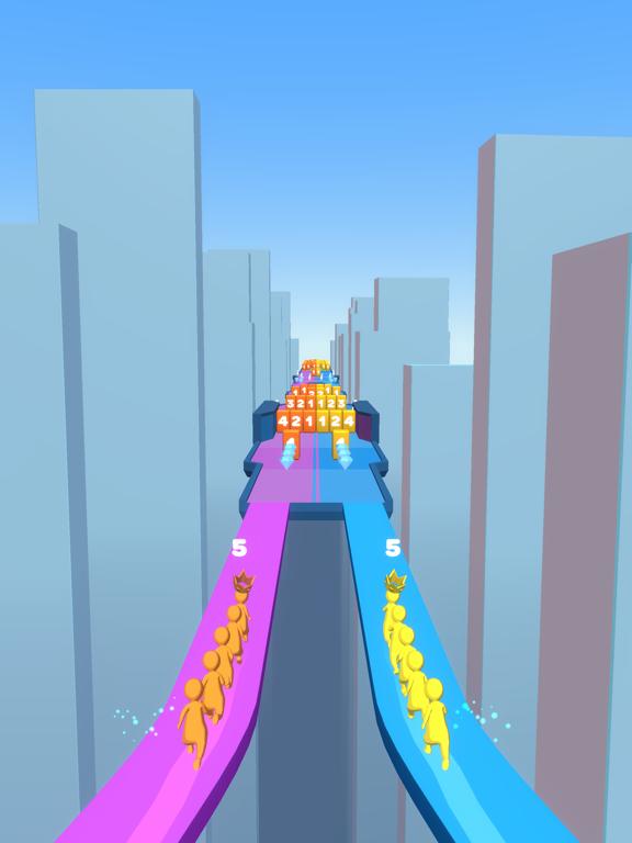 Crowd Snake Run screenshot 12