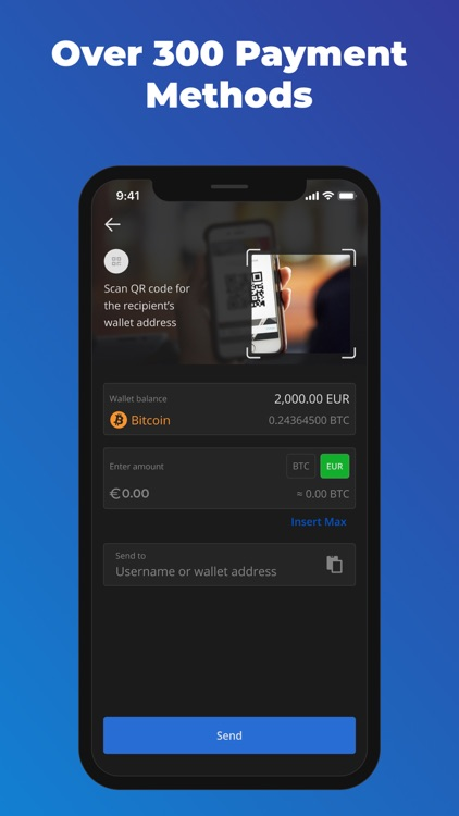Paxful Bitcoin Wallet screenshot-2