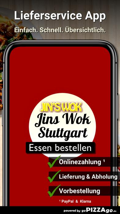 Jins Wok Stuttgart screenshot 1