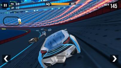 لعبة سباق سيارات سريعة ثري ديلقطة شاشة8