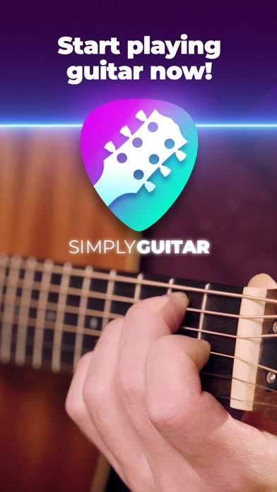 Simply Guitar by JoyTunes Screenshot