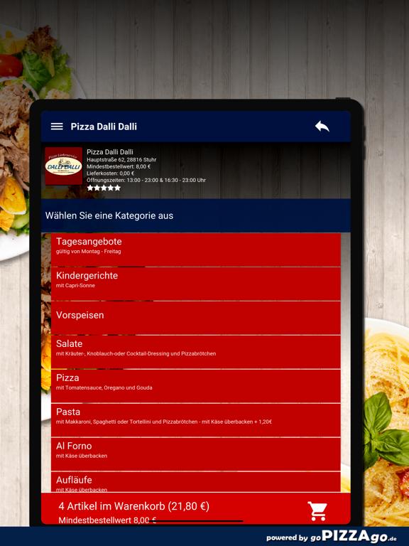 Pizza Dalli Dalli Stuhr screenshot 8