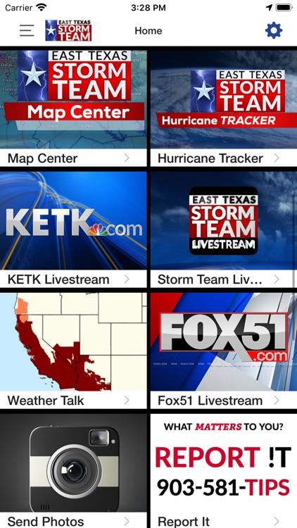 East Texas Storm Team screenshot-3