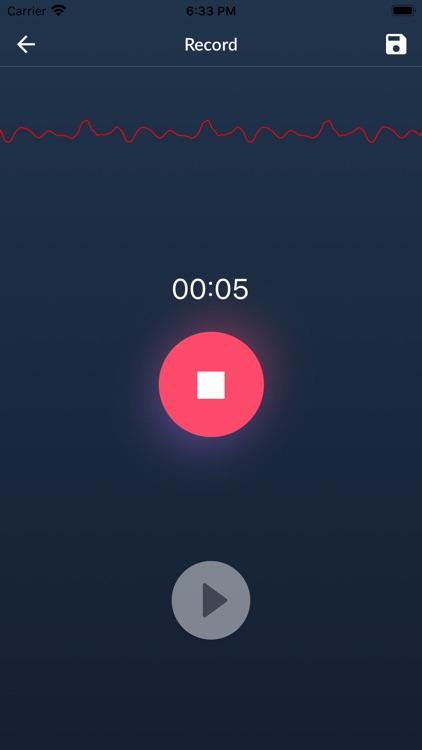 MP3 Cutter and Ringtone Maker screenshot-3