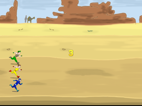 Desert Run screenshot 5