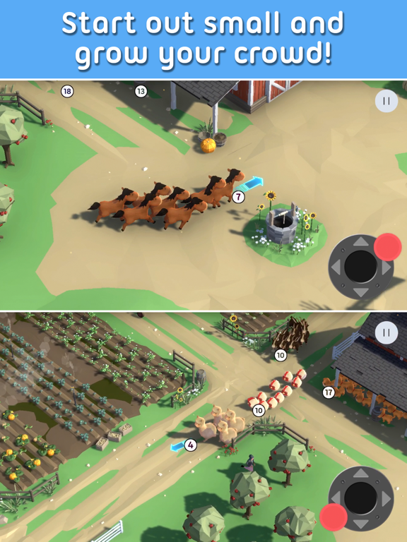 Clash of Crowds screenshot 6
