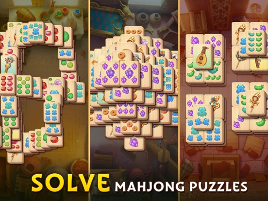 Pyramid of Mahjong: Tile Match screenshot 11