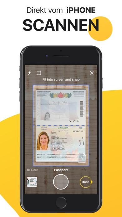 Scanner app: Scan documentsScreenshot von 1