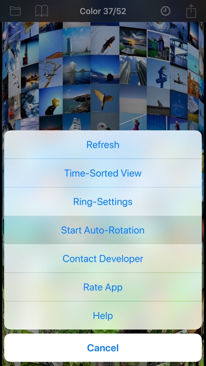 3D Photo Ring - Album Browser screenshot-5