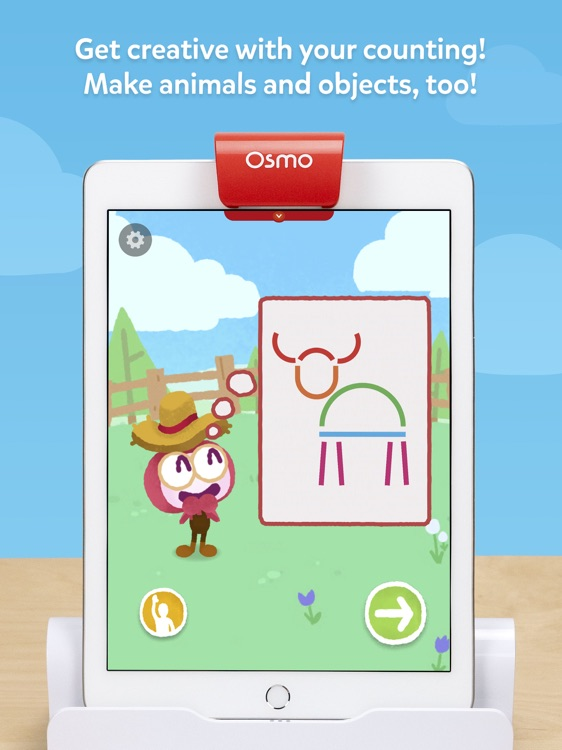 Osmo Counting Town