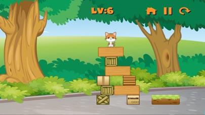 Kitty Drop Cat Save screenshot 3