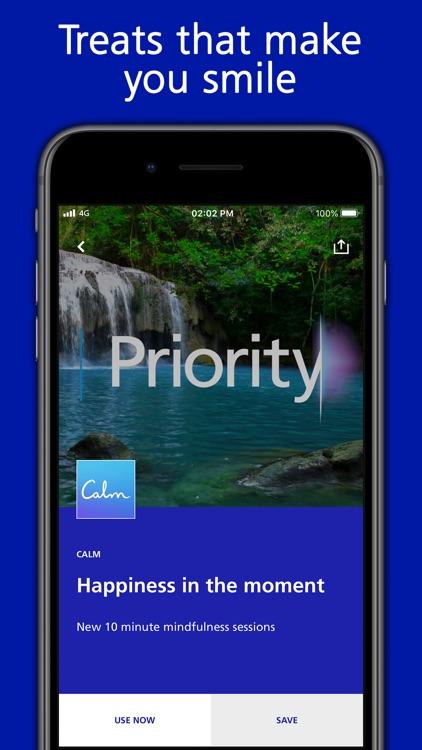 Priority - Tickets & Perks screenshot-5